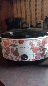 Supper with Nana Crock pot